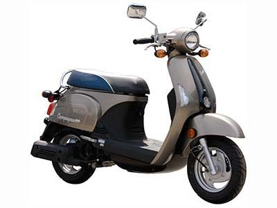 2015 Kymco Compagno 110i, motorcycle listing