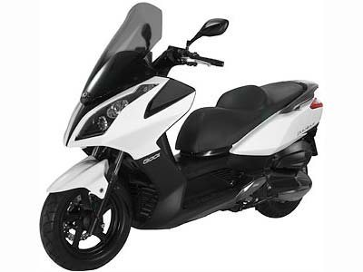 2015 Kymco Downtown 300i, motorcycle listing