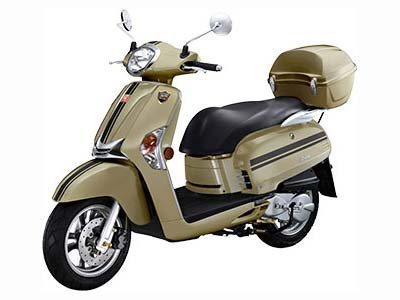 2015 Kymco Like 200i 50th Anniversary, motorcycle listing