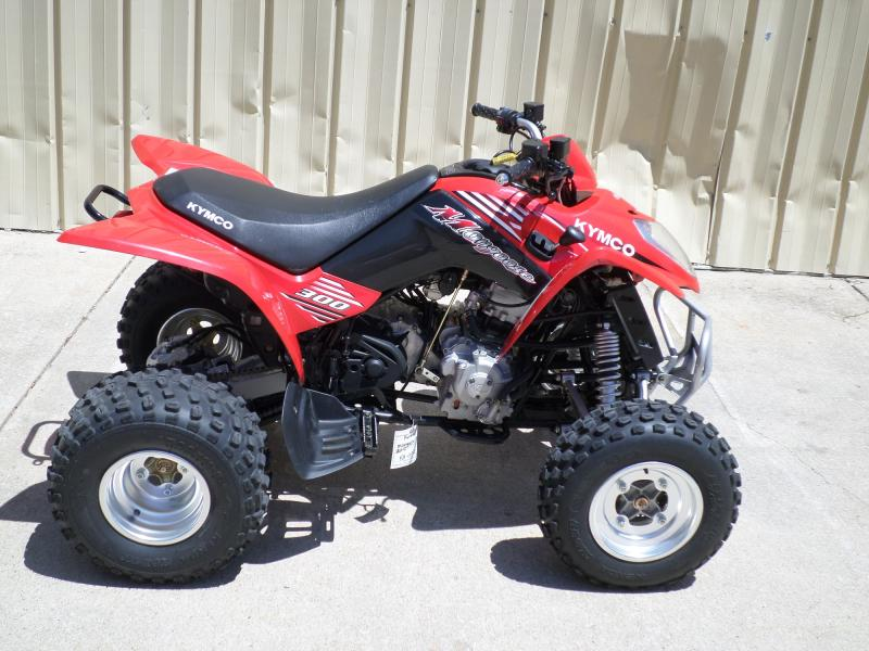 2015 Kymco Mongoose 300, motorcycle listing
