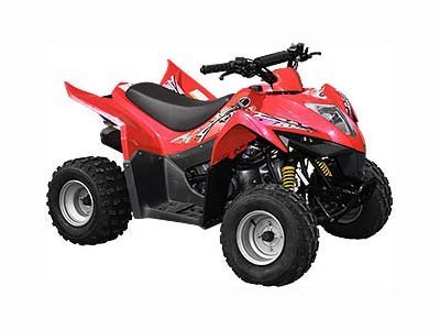 2015 Kymco Mongoose 90 S, motorcycle listing