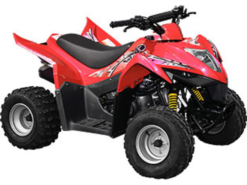 2015 Kymco Mongoose 90s, motorcycle listing