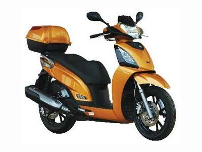 2015 Kymco PEOPLE GT 200I, motorcycle listing