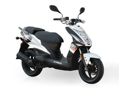2015 Kymco Super 8 150 R, motorcycle listing