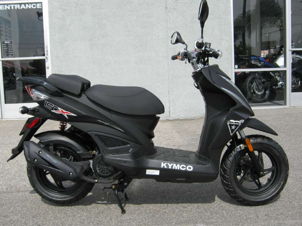 2015 Kymco Super 8 150X, motorcycle listing