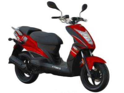 2015 Kymco Super 8 50 R, motorcycle listing
