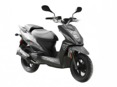 2015 Kymco Super 8 50 X, motorcycle listing