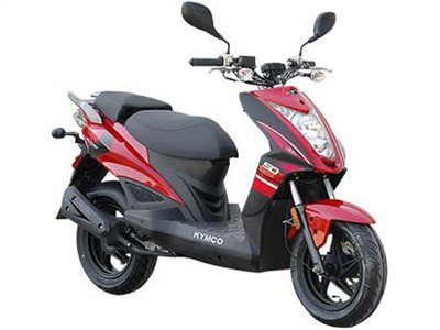 2015 Kymco Super 8 50R, motorcycle listing
