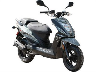 2015 Kymco Super 8 50X, motorcycle listing