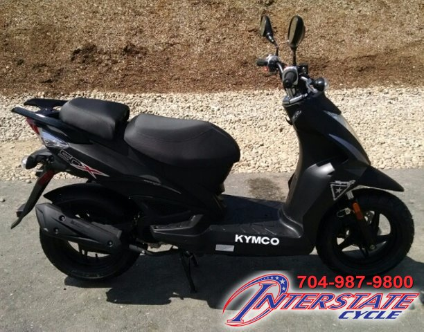 2015 Kymco Super 8 X, motorcycle listing