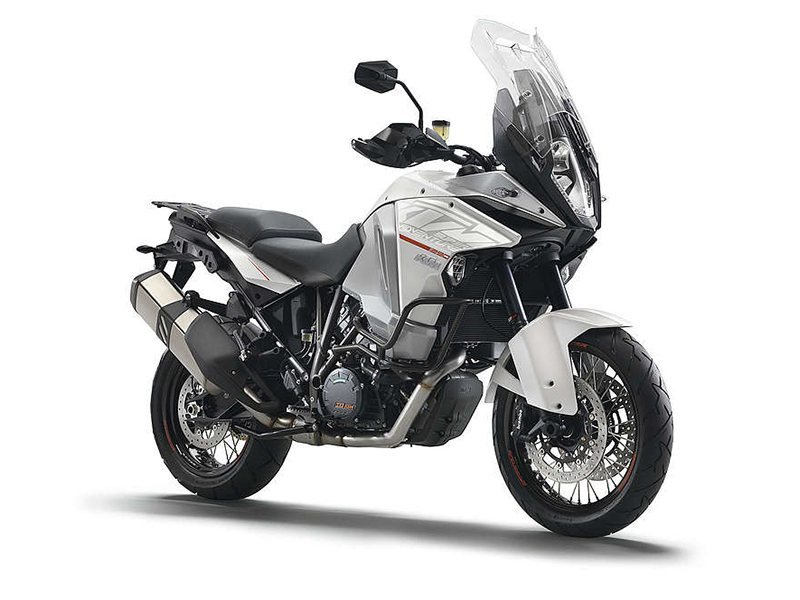 2016 KTM 1290 Super Adventure, motorcycle listing