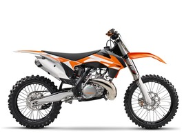 2016 KTM 250 SX, motorcycle listing