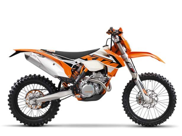 2016 KTM 250 XCF-W, motorcycle listing