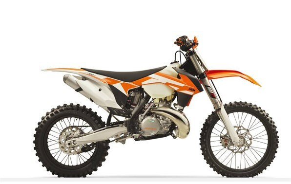 2016 KTM 300 XC, motorcycle listing
