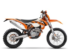 2016 KTM 350 XCF-W, motorcycle listing