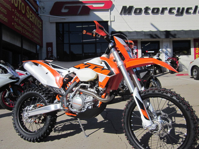2016 KTM 450 XC-W Green Sticker, motorcycle listing