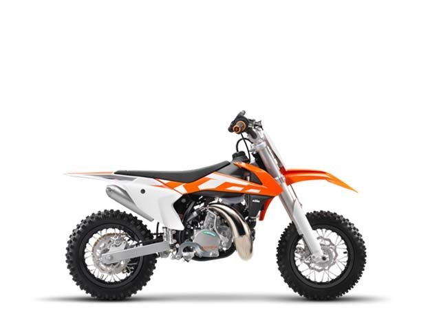 2016 KTM 50 SX Mini, motorcycle listing
