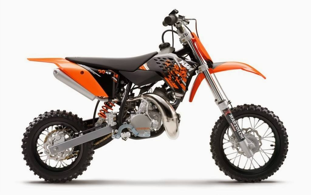 2016 KTM 50 SX, motorcycle listing