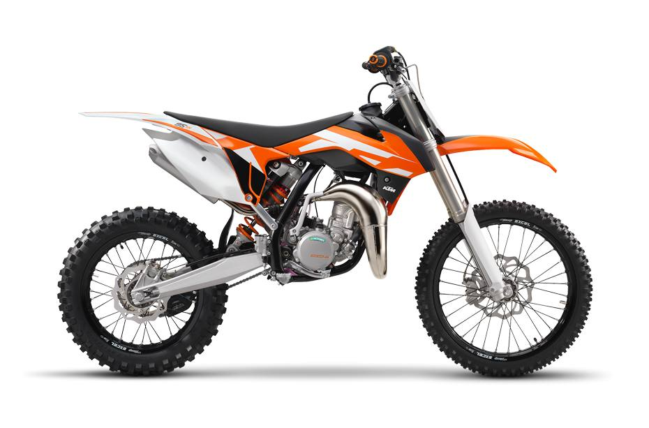 2016 KTM 85 SX 14/17, motorcycle listing
