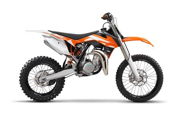 2016 KTM 85 SX 17 / 14, motorcycle listing