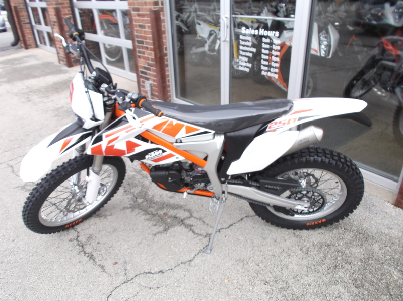 2016 KTM FREE RIDE 250, motorcycle listing