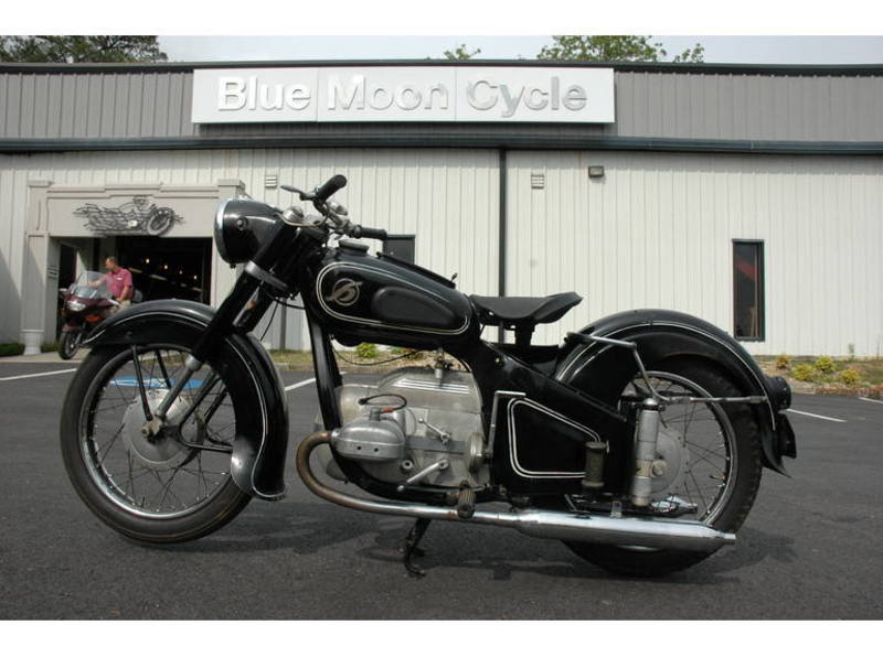 1953 Other Hoffman, motorcycle listing