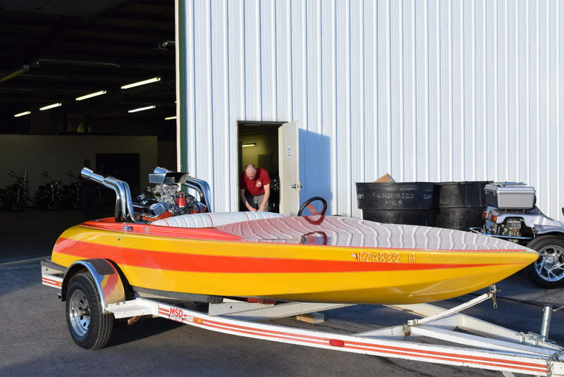 1966 Other STEVENS RACE BOAT, motorcycle listing