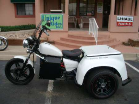 1982 Other Electric trike, motorcycle listing