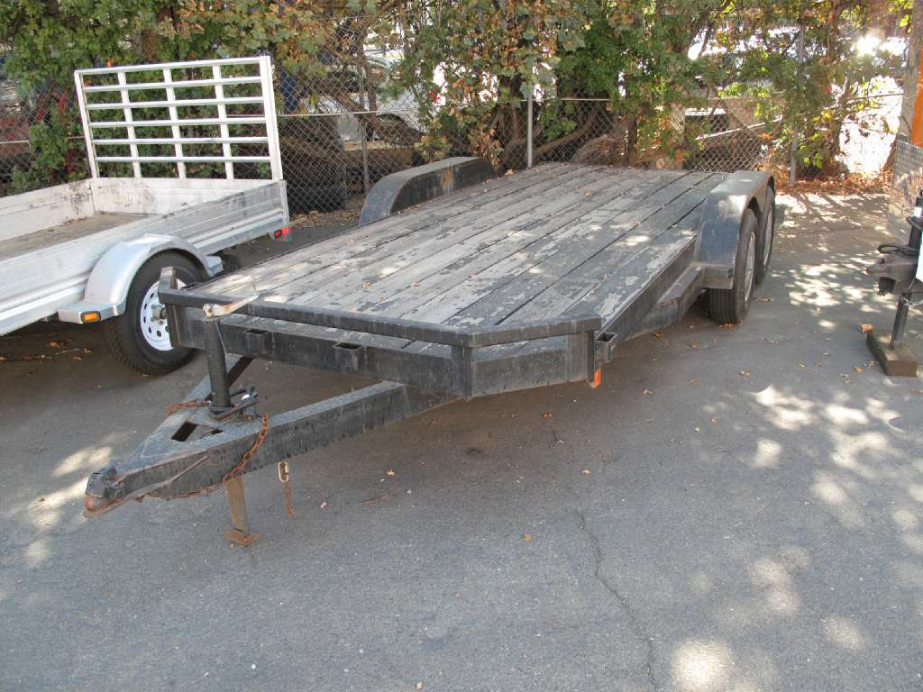 1989 Other CAR HAULER, motorcycle listing