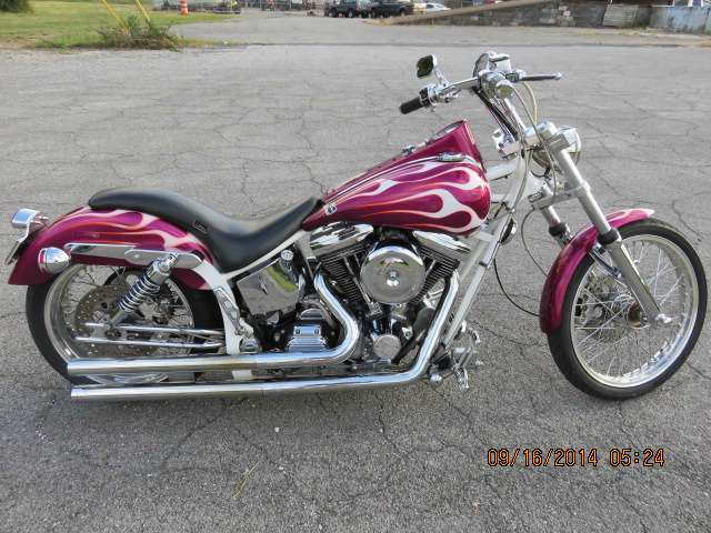 1996 Other Illusion, motorcycle listing