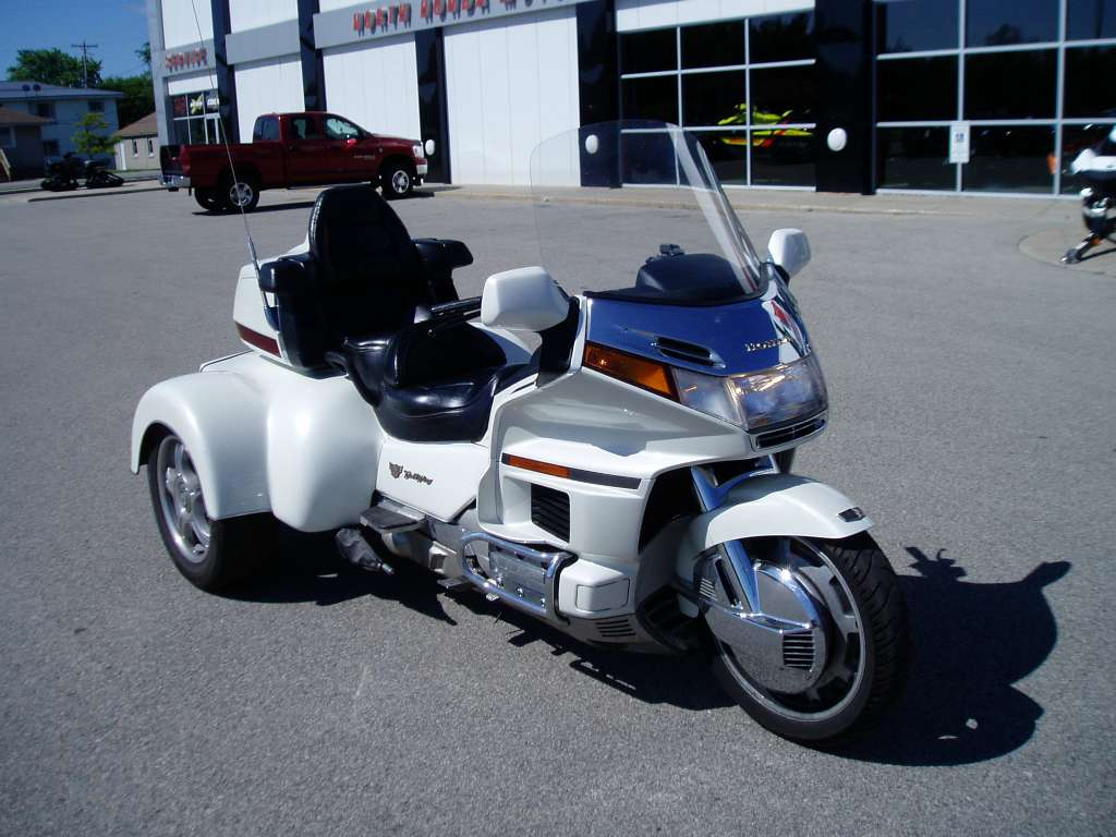 1997 Road Smith Honda Goldwing GL1500, motorcycle listing