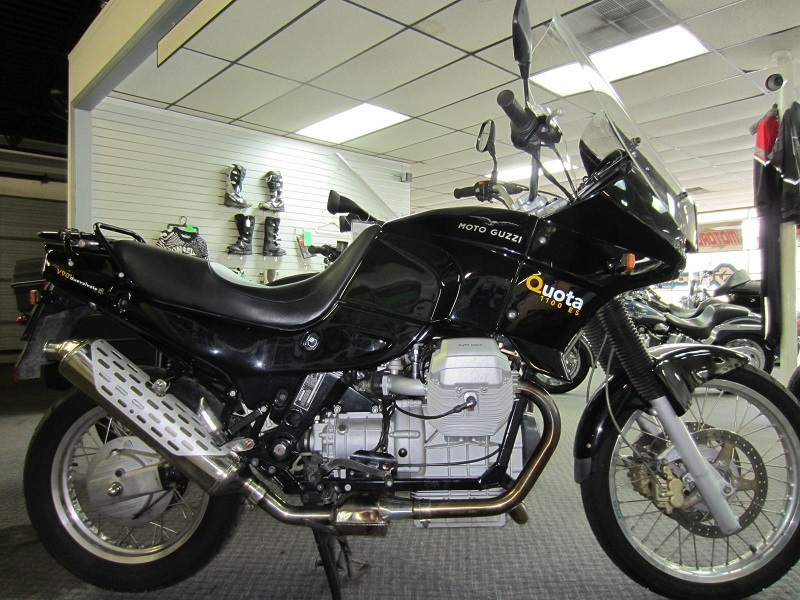 2000 Moto Guzzi Quota , motorcycle listing