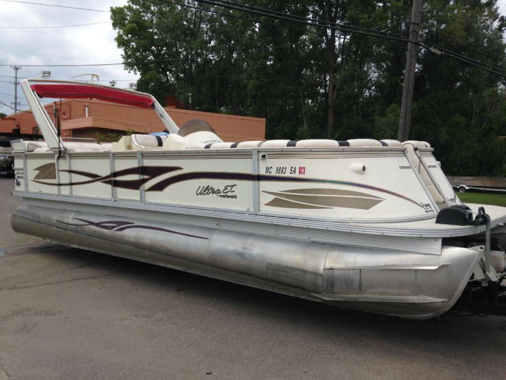 2000 Other Crest ET Pontoon, motorcycle listing