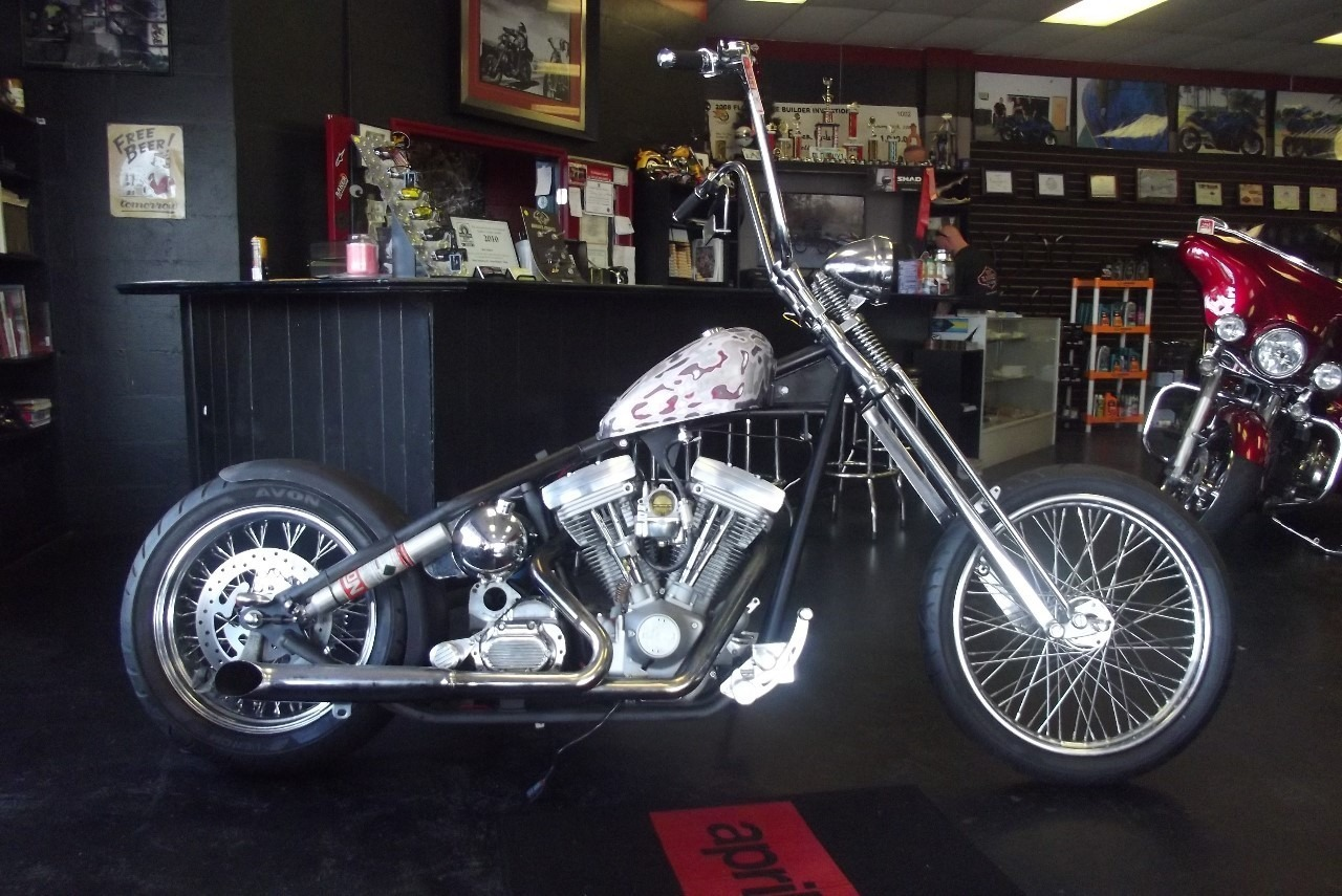 2001 Rolling Chassis harley davidson, motorcycle listing