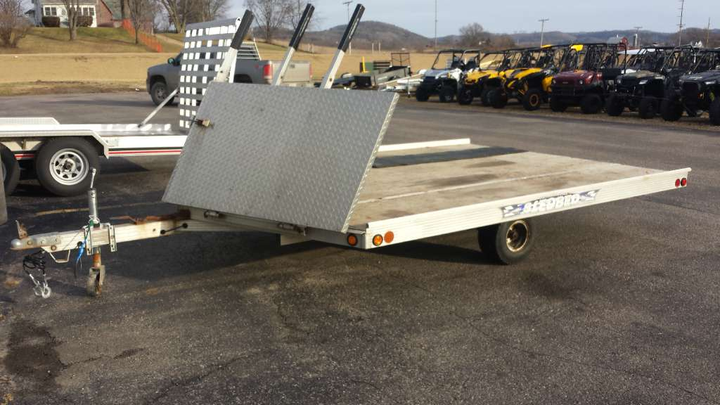 2002 Other 12' Drive on Drive off Salt Shield, motorcycle listing