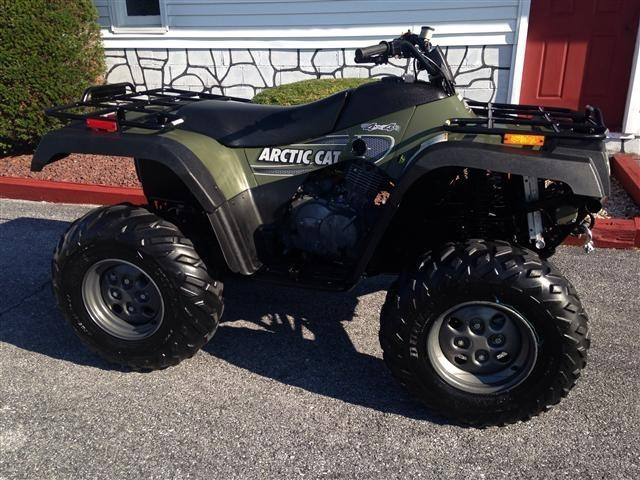 2003 Arctic Cat 400 4x4 400 4x4, motorcycle listing