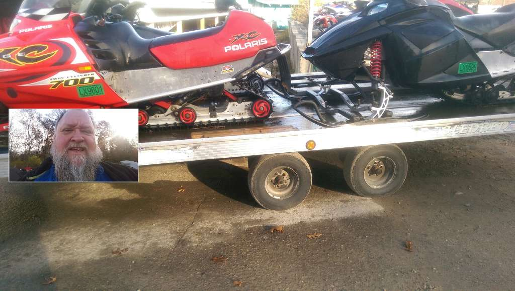 2003 Other 8-1/2 x 20 Aluminum Tandem, motorcycle listing