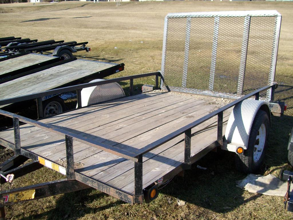 2003 Other UTILITY WITH RAMP, motorcycle listing