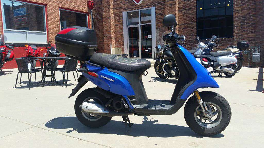 2005 Piaggio Typhoon, motorcycle listing