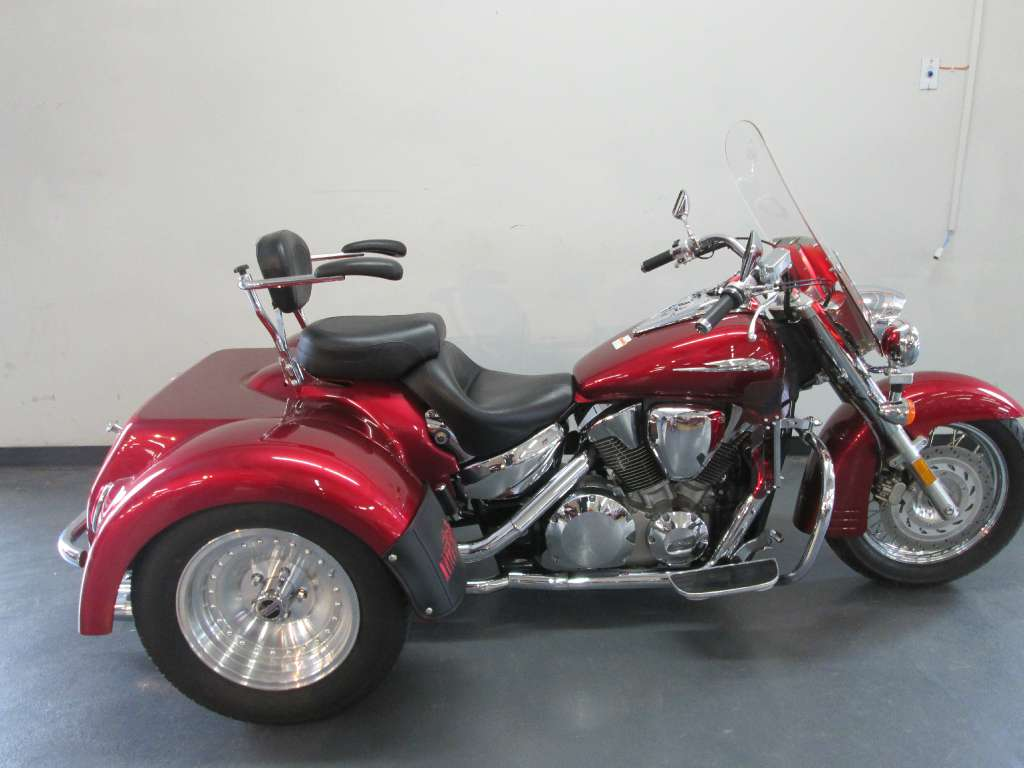 2005 Road Smith VT1300 PANTHER, motorcycle listing