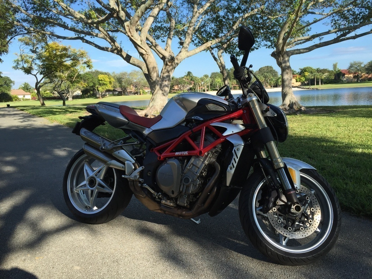 2006 Mv Agusta Brutale 910S, motorcycle listing