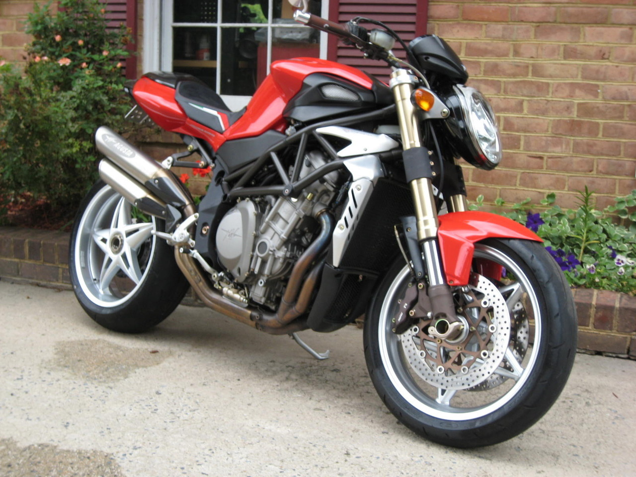 2006 Mv Agusta Brutale S, motorcycle listing