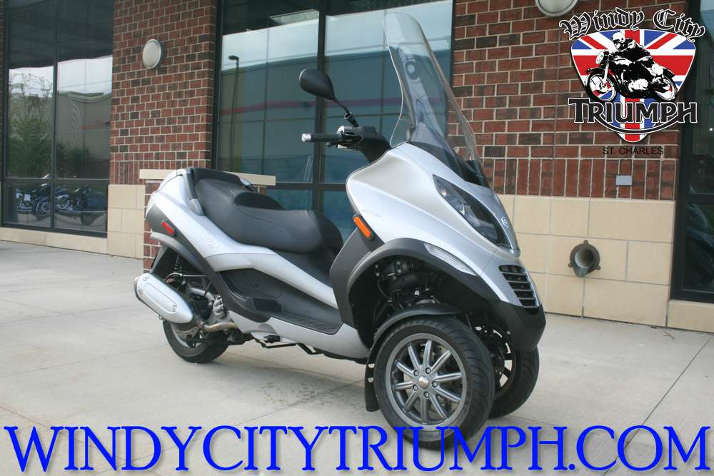 2007 Piaggio MP3, motorcycle listing