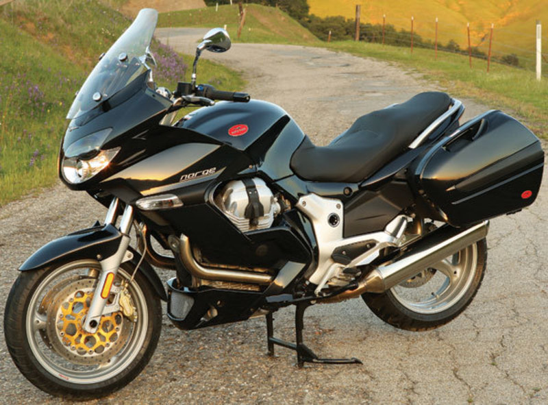 2008 Moto Guzzi Norge 1200 GT, motorcycle listing