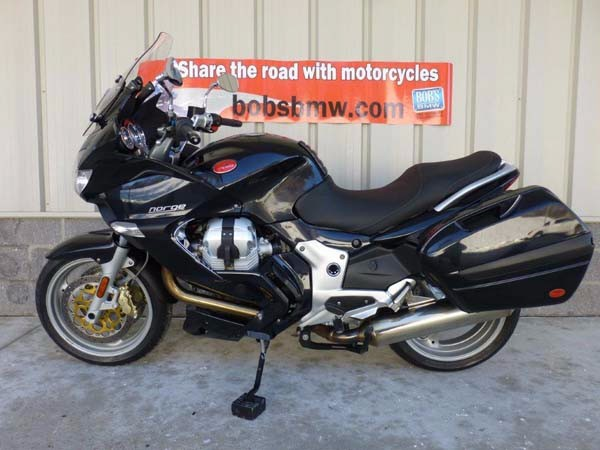 2008 Moto Guzzi Norge ABS, motorcycle listing