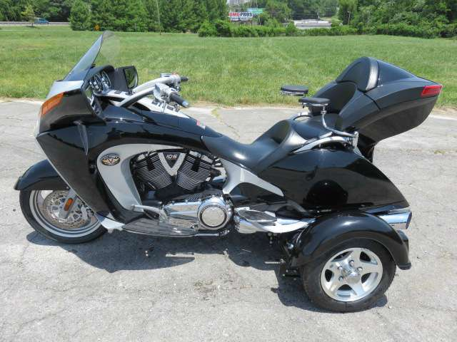 2008 Other Victory Vision Tour with Tow Pac Kit, motorcycle listing