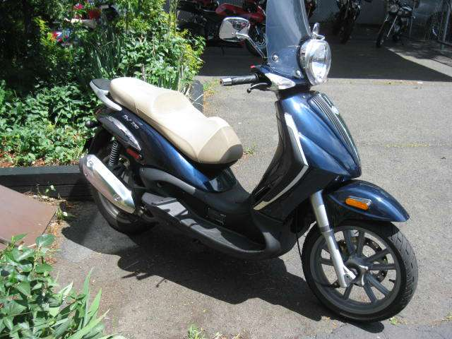 2009 Piaggio BV Tourer 250, motorcycle listing