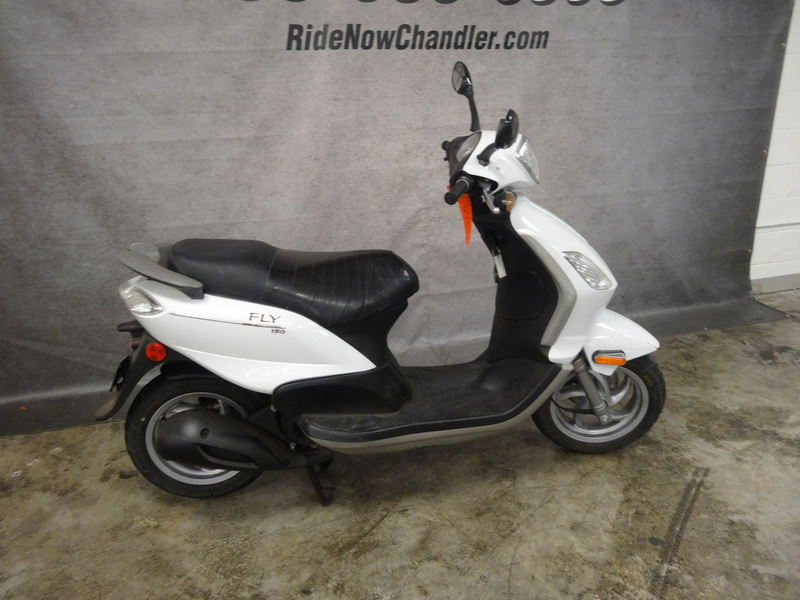 2009 Piaggio Fly 150, motorcycle listing