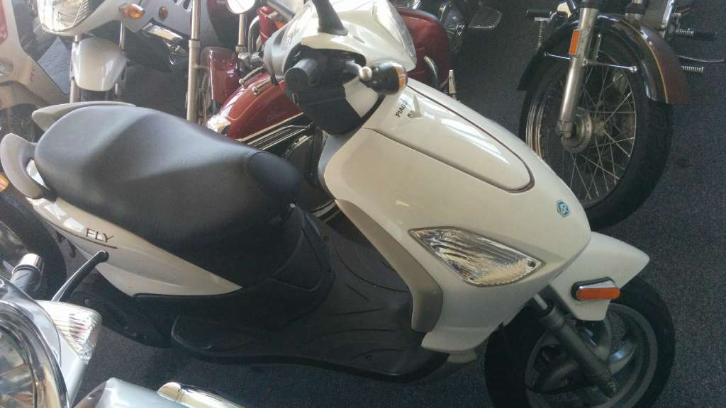 2009 Piaggio Fly 50, motorcycle listing