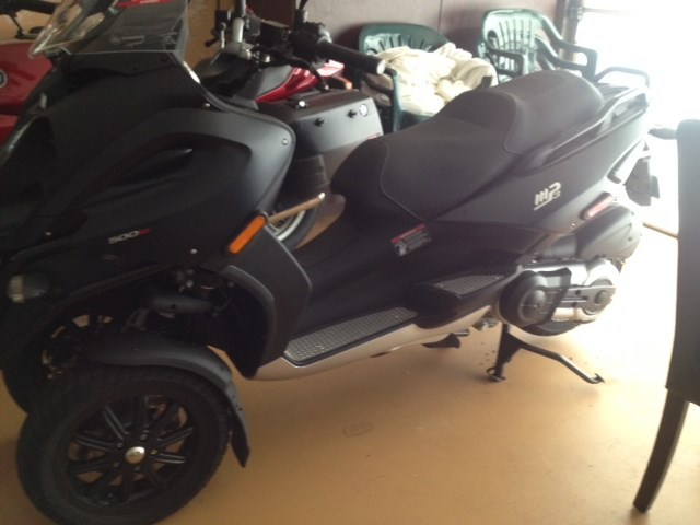 2009 Piaggio Mp3 , motorcycle listing